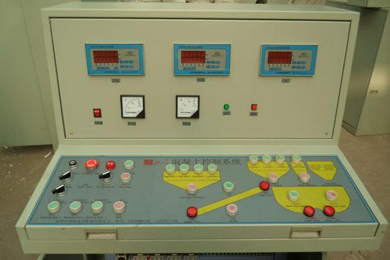 混凝土搅拌站控制系统