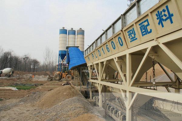 建一套混凝土搅拌站多少钱