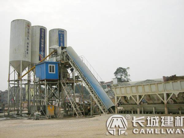 120立方米水泥混凝土拌和站