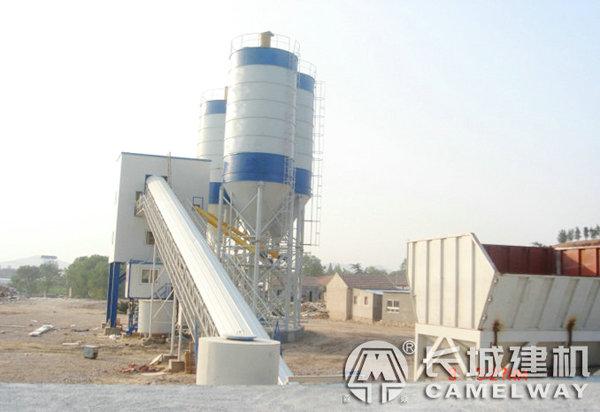 混凝土搅拌站机械设备