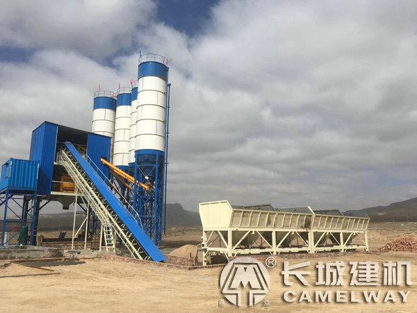 商用混凝土生产设备