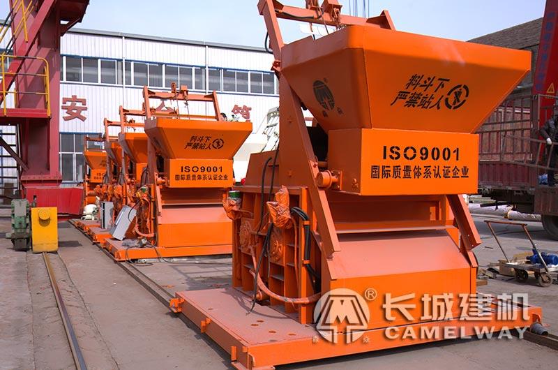 hzs35商砼设备厂区